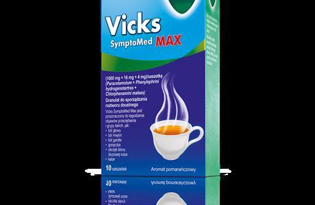 vicks symptomed
