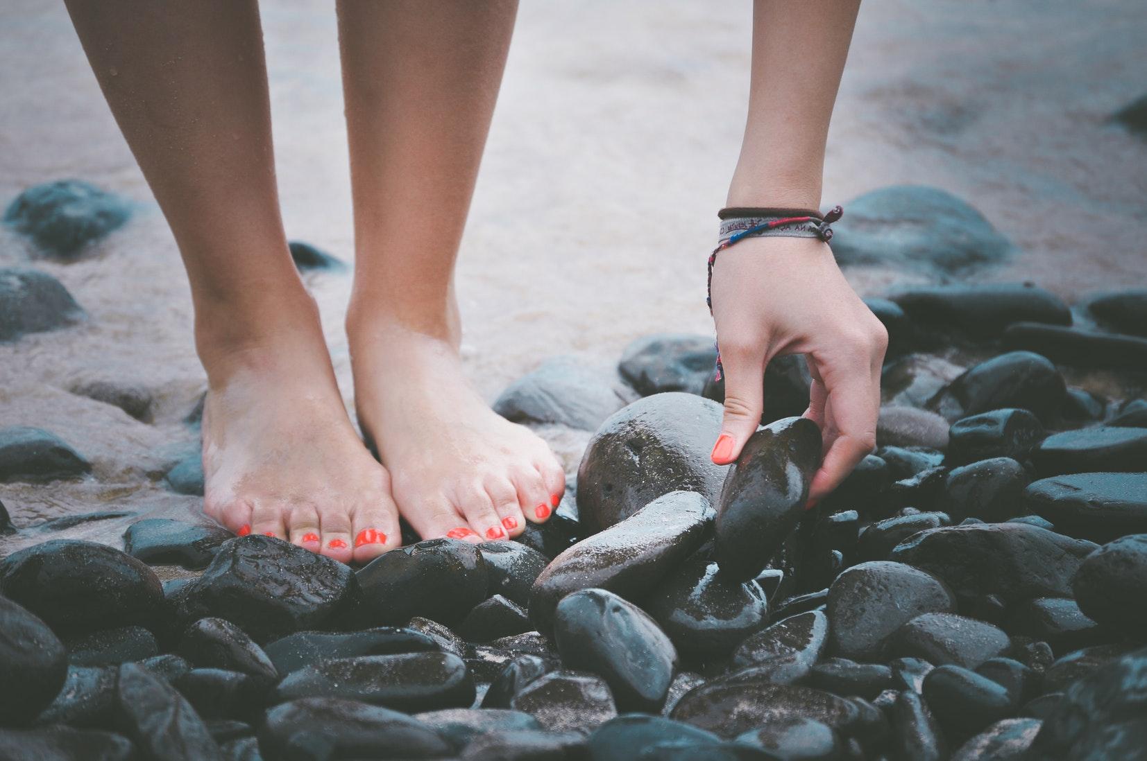 zadbane paznokcie - manicure i pedicure